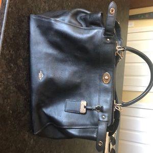 Handbags - Coach laptop work bag